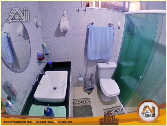 Apartamento à venda, 117 m² por R$ 370.000,00 - Vila União - Fortaleza/CE - Foto 11