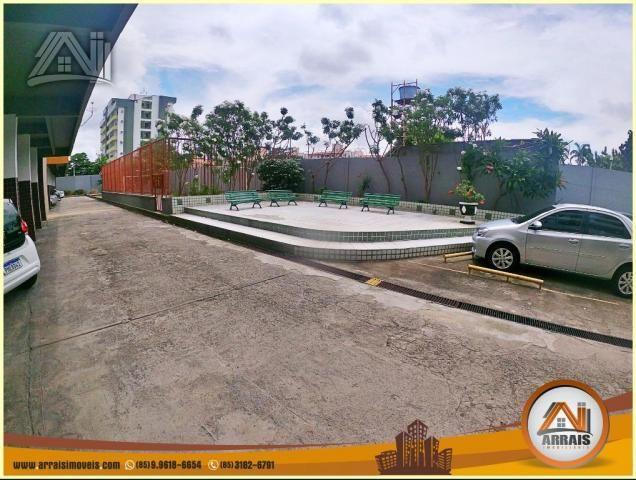 Apartamento à venda, 117 m² por R$ 370.000,00 - Vila União - Fortaleza/CE - Foto 19