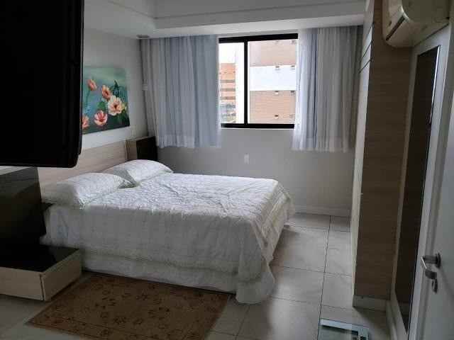Rio Arauá* - Cabo Branco - 01 por andar - Andar alto - 220 m² - 04 stes + DCE - Ambientado - Foto 10