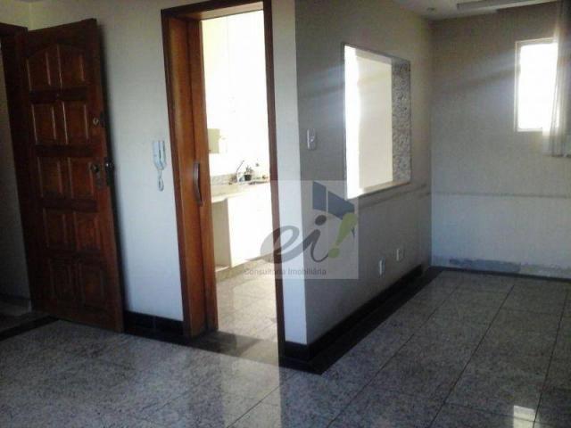 Apartamento com 2 dormitórios à venda, 75 m² por R$ 299.000,00 - Santa Rosa - Belo Horizon - Foto 3