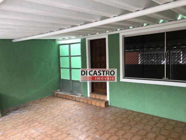 Sobrado com 4 dormitórios para alugar, 195 m² por R$ 2.000,00/mês - Rudge Ramos - São Bern - Foto 2