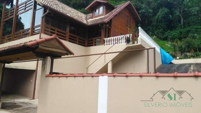 Casa à venda com 3 dormitórios em Vale dos esquilos, Petrópolis cod:2690 - Foto 2