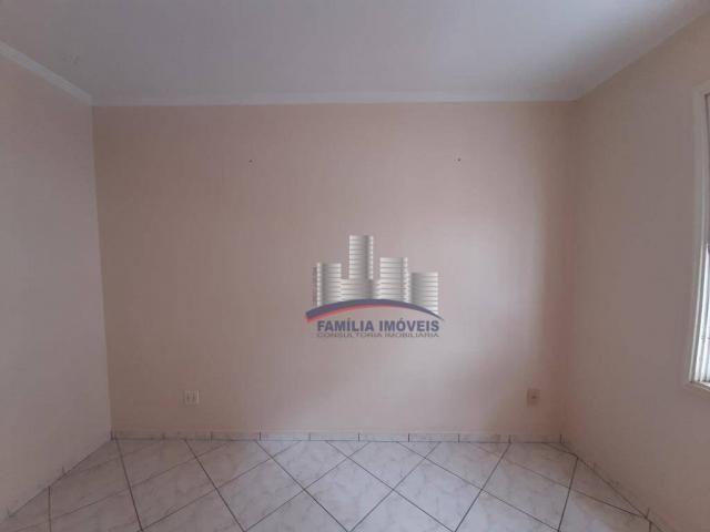 Apartamento com 2 dormitórios para alugar por R$ 1.799,98/mês - Encruzilhada - Santos/SP - Foto 17