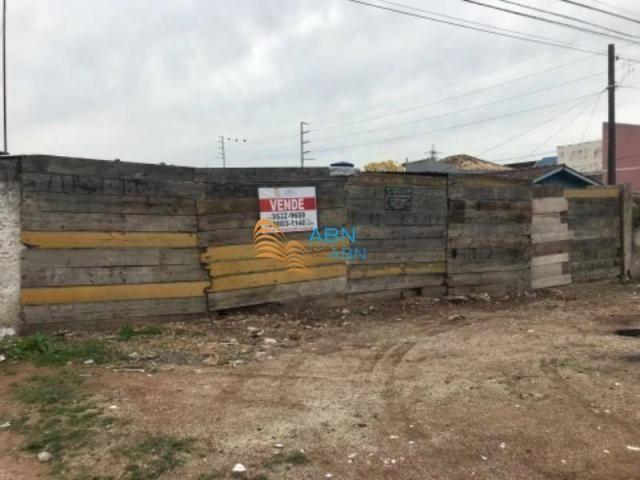 Terreno à venda, 546 m² por R$ 550.000 - Sítio Cercado - Curitiba/PR - Foto 4