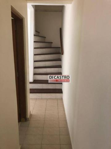 Sobrado com 4 dormitórios para alugar, 195 m² por R$ 2.000,00/mês - Rudge Ramos - São Bern - Foto 18