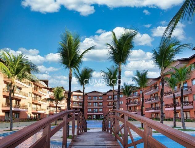 Apartamento com 1 dormitório à venda, 46 m² por R$ 285.000,00 - Cumbuco - Caucaia/CE - Foto 16