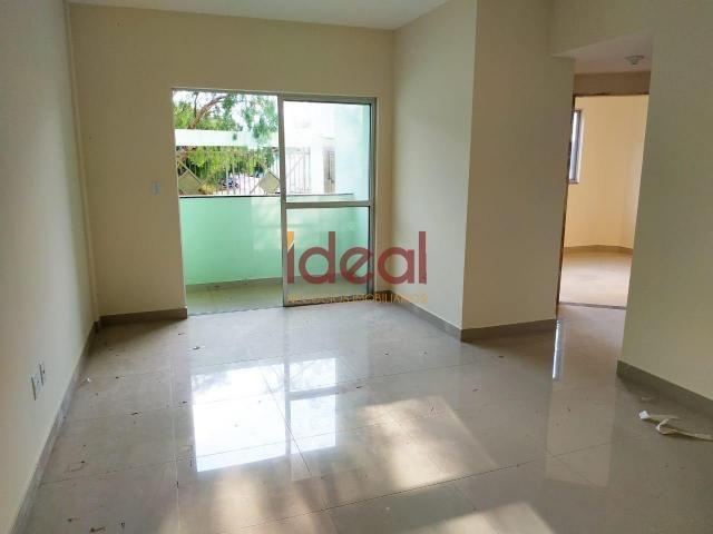 Cobertura à venda, 2 quartos, 1 vaga, Recanto das Veredas - Viçosa/MG - Foto 2