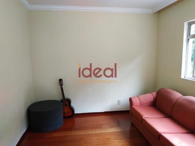 Apartamento à venda, 4 quartos, 2 vagas, Centro - Viçosa/MG - Foto 6