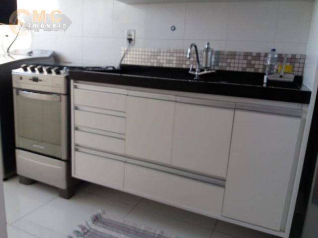 Apartamento com 2 dormitórios à venda, 53 m² por R$ 265.000 - Jardim Nova Europa - Campina - Foto 15