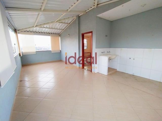 Cobertura para aluguel, 3 quartos, 1 suíte, 1 vaga, Santa Clara - Viçosa/MG - Foto 11
