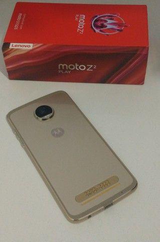 Moto Z2 Play 64gb 4gb RAM - Foto 3