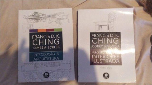 Livros arquitetura