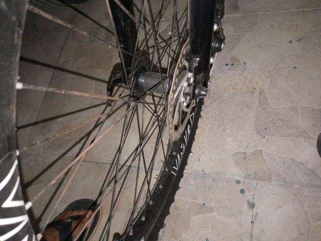 Bik top freios a disco trooco em pc gamer ou placa de video top - Foto 3