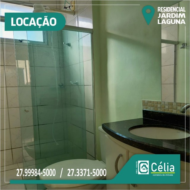 Apartamento no Condomínio Jardim Laguna para Locação  - Foto 6