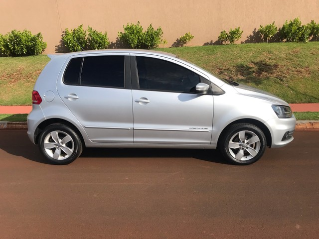 VW Fox Comfortline 1.6 Msi 2018 - Foto 7