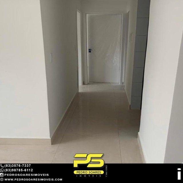 Apartamento com 2 dormitórios à venda, 50 m² por R$ 195.000 - Bancários - João Pessoa/PB - Foto 14