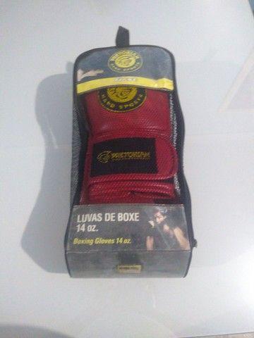 LUVAS DE BOXE - Foto 6