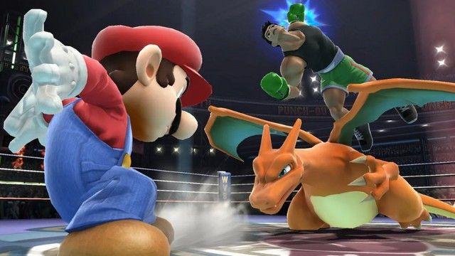 Jogo Super Smash Bros Wii U Usado - Foto 3