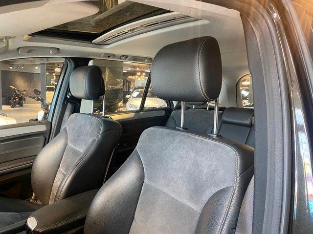 Mercedes ML 350 V6 Diesel, 2011, teto solar, impecável  - Foto 13