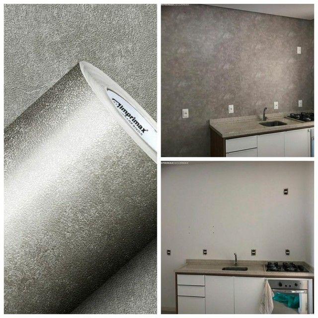 Envelopamento de parede  - Foto 6