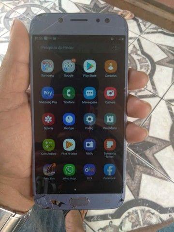 J7 pro 64 gb 3 de RAM celular top - Foto 2