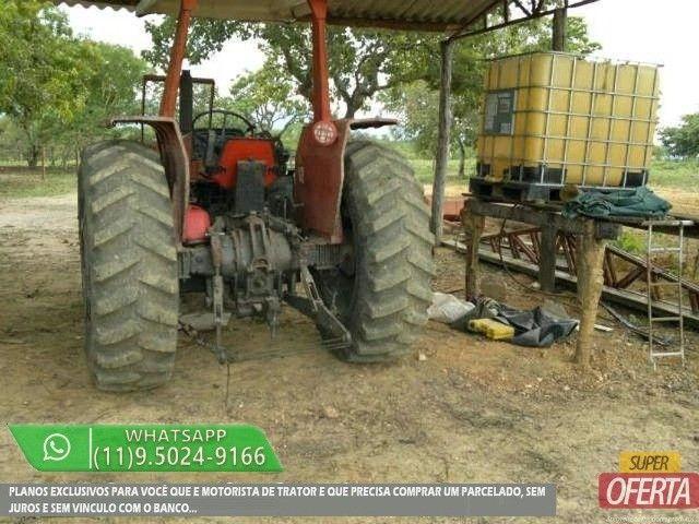 Trator Massey Ferguson 295 4x2 ano 89 - Foto 4