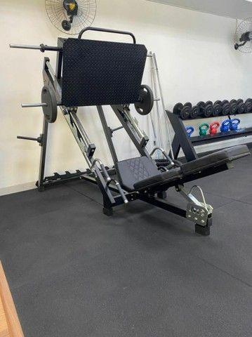 Leg press 45° - Foto 3