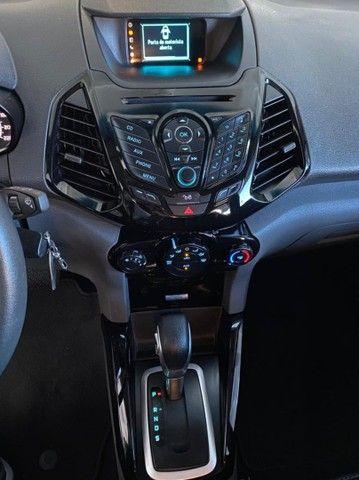 Ford Ecosport freestyle 2015 automática 55000 km - Foto 8