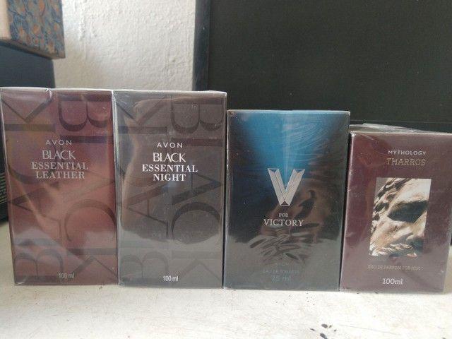 Perfumes avon Aparti de 40 reais