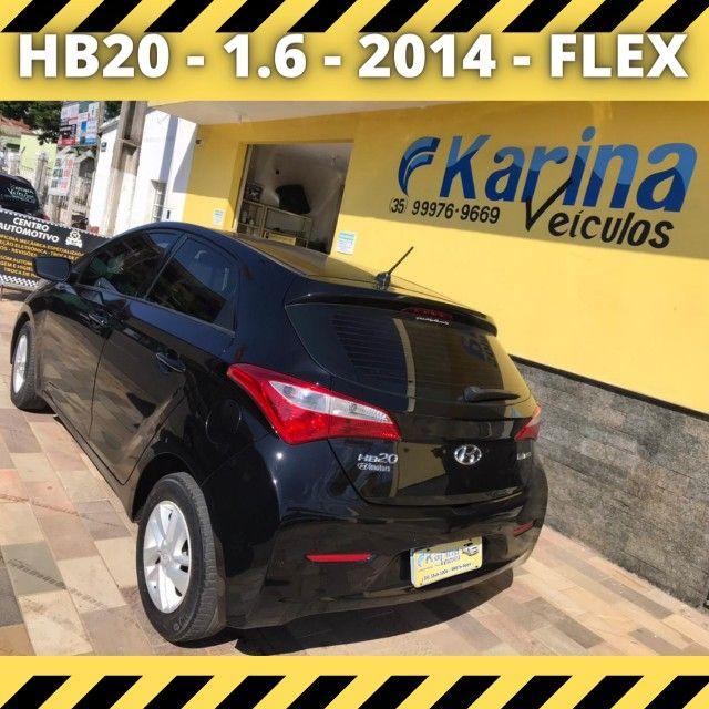 Hb20 - 2014 - 1.6 - Flex - Foto 2