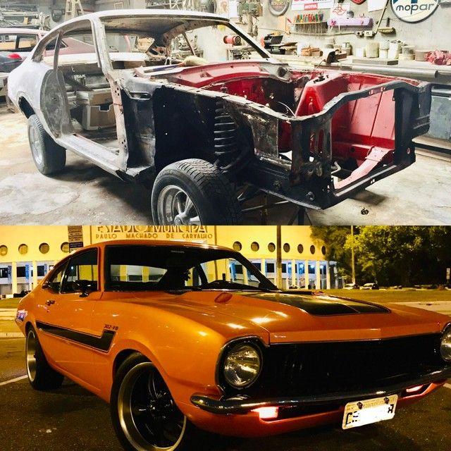 Maverick V8 GT (caracterizado) - Foto 4