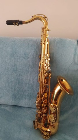 Saxsofone Tenor Prowinds(laqueado) - Foto 3