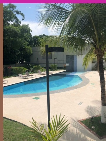Morada-do-Sol 4suites Adrianópolis condomínio-Maison_Verte Apartam irdalepzqf xjdabthswg - Foto 13