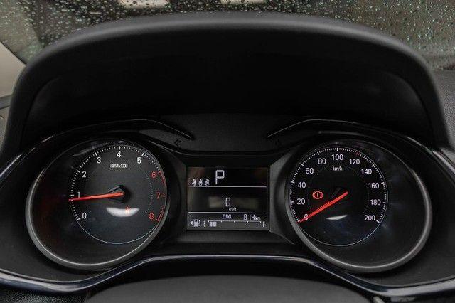 Chevrolet onix hatch at turbo 1.0 2021 *IPVA 2021* - Foto 11