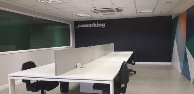 Sala para reunião e posição de coworking - Foto 16