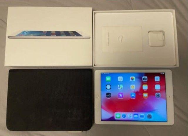 iPad AIR 128gb + capa logitech