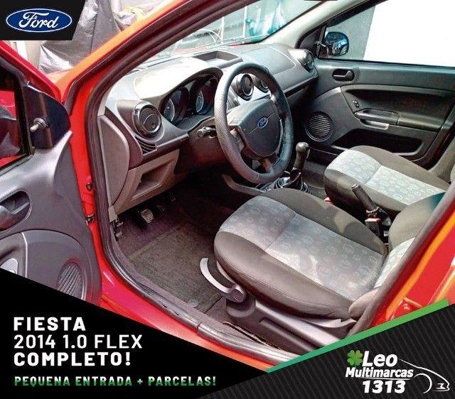Fiesta 2014 1.0 Flex Completo Mensais a partir de 629,00 - Foto 7