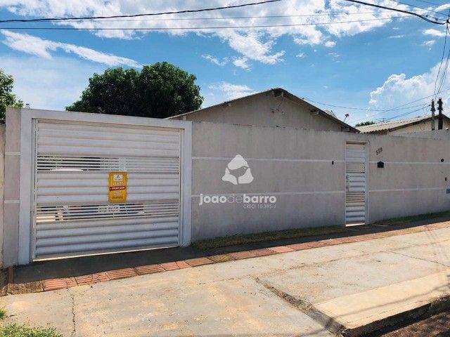 Campo Grande - Casa Padrão - Guanandi