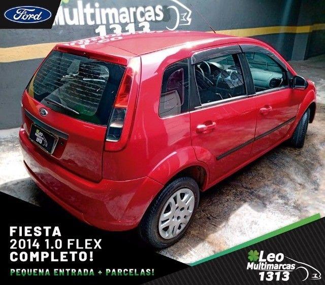 Fiesta 2014 1.0 Flex Completo Mensais a partir de 629,00 - Foto 9