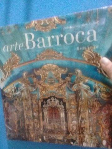 """Livro raro """"Arte Barroca Brasileira""""(lacrado)novo"""