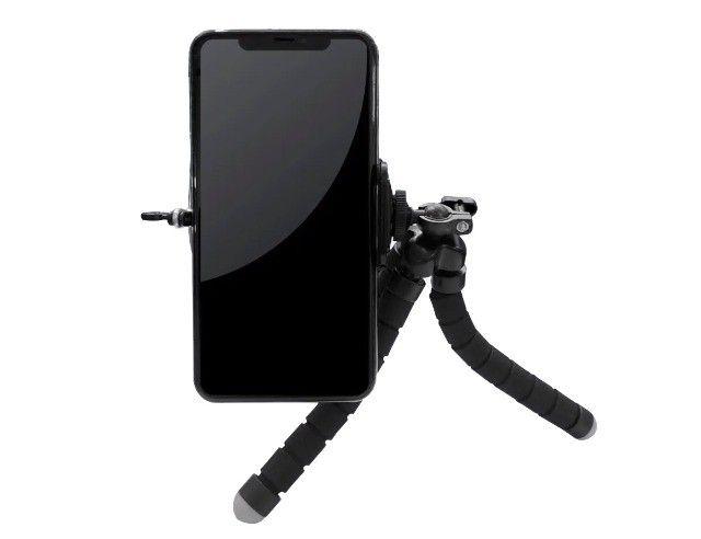 Mini Tripé Para Celular Estabilizar Imagem Para Chroma Key - Foto 5