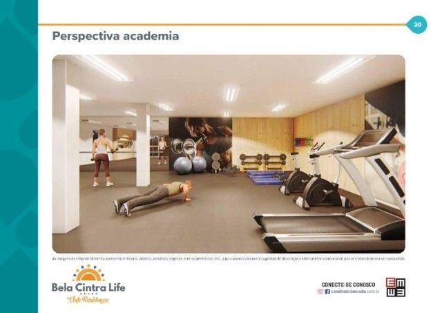Bela Cintra Life- Construção escudo, apto de 2 quartos - Foto 7