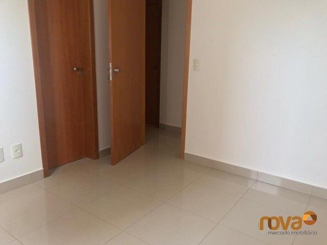 Apartamento à venda com 3 dormitórios em Residencial eldorado, Goiânia cod:NOV235809 - Foto 17