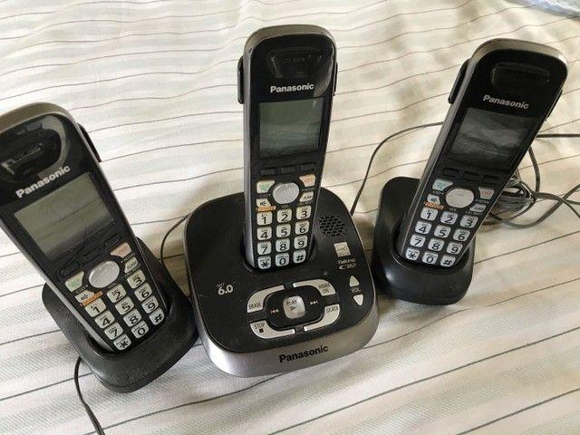 Telefone sem fio Panasonic - Foto 2