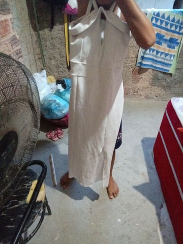 Vestido branco - Foto 4