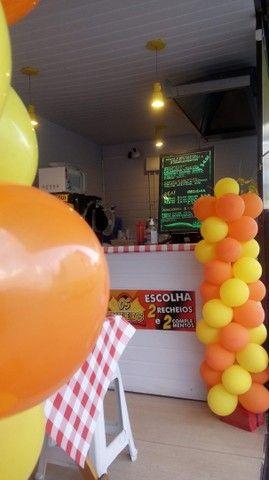 Vendo container pastelaria com ponto fixo - Foto 2