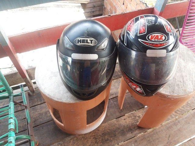 2 capacet  - Foto 2