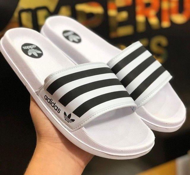 Tênis chinelos sandálias - Foto 5