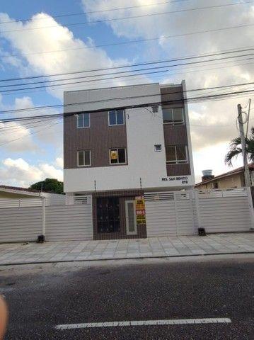 Apto novo, nunca habitado | 1° andar | Nascente | Res. San Benito | em Tambauzinho.