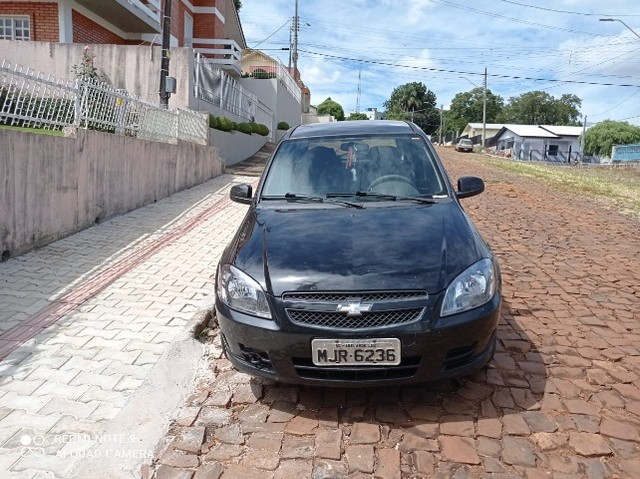 Chevrolet Celta 1.0 LT  2012/2013 (completo, unica dona) - Foto 9